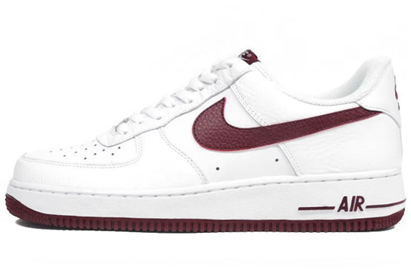 Nike Air Force 1 Low 'White/Team Red' - Release Date + Info