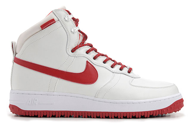 Nike Air Force 1 Deconstruct MB QS 'Summit White/Gym Red' - Release Date + Info