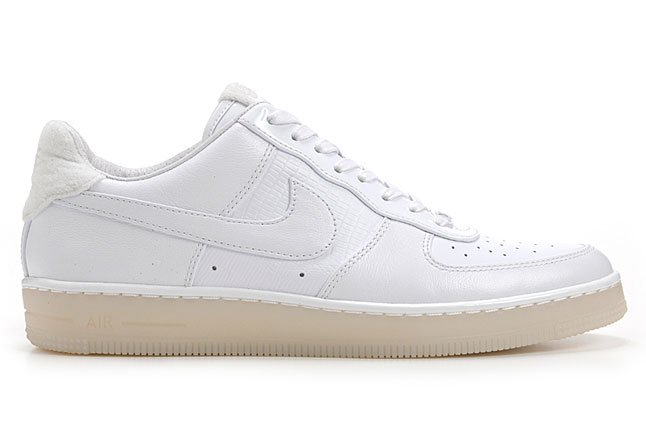 size 40 5d3df 3cb5d Release Reminder: Nike Air Force 1 Downtown Leather QS 'White' |  SneakerFiles