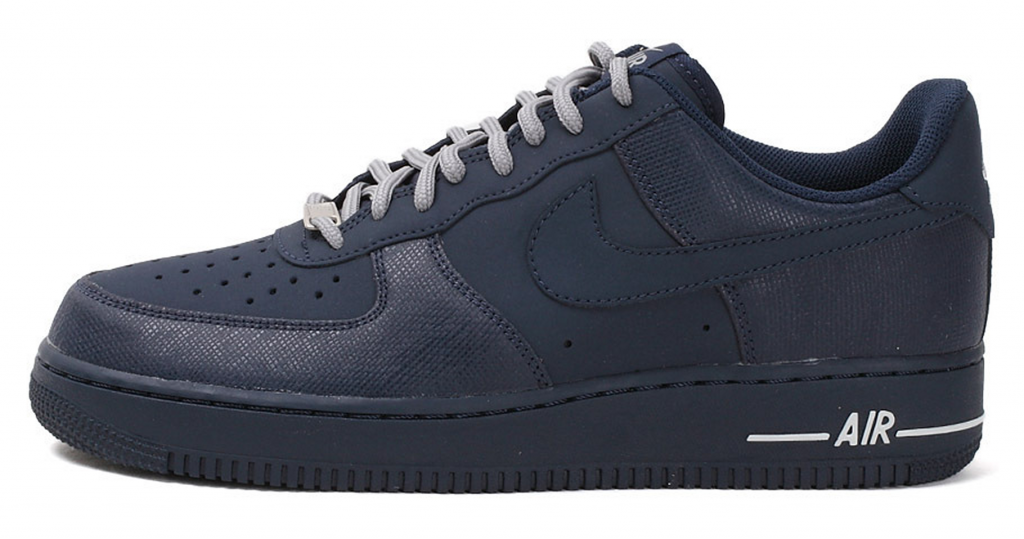 Release Reminder: Nike Air Force 1 Low TecTuff 'Obsidian'