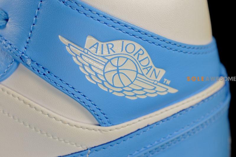 Air Jordan 1 Mid 'UNC' - New Images