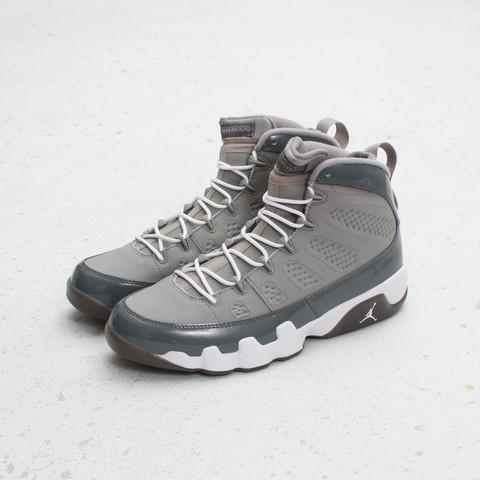 Air Jordan ix 9 'cool Grey'