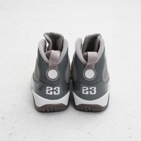 Air Jordan IX (9) 'Cool Grey' at Concepts