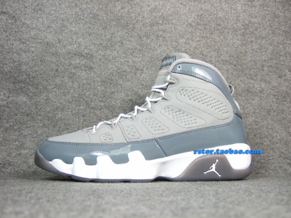 Air Jordan IX (9) 'Cool Grey' - Release Date + Info