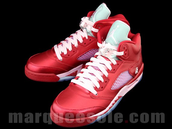 Air Jordan V (5) GS 'Valentine's Day'