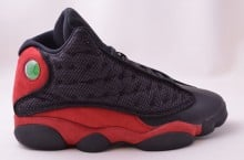 Air Jordan XIII (13) 'Black/Varsity Red-White' – New Images