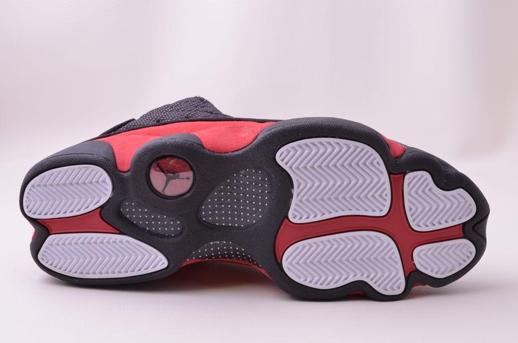 Air Jordan XIII (13) 'Black/Varsity Red-White' - New Images