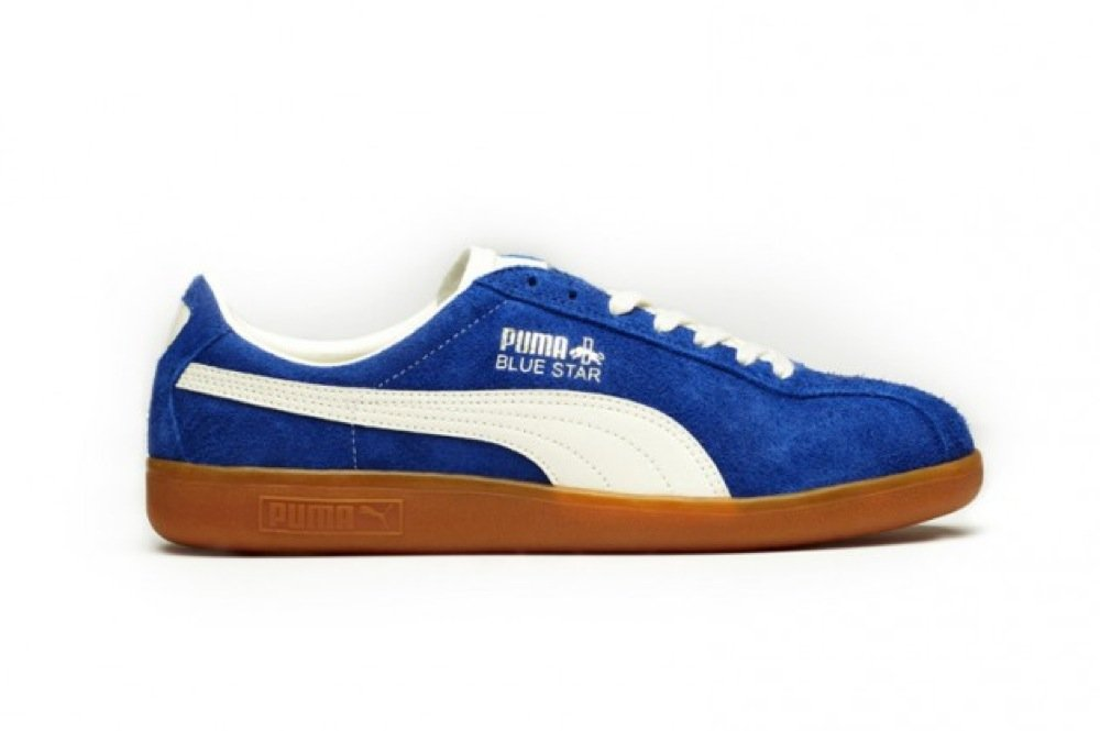 Release Reminder: PUMA Shadow Society 'Blue Star'