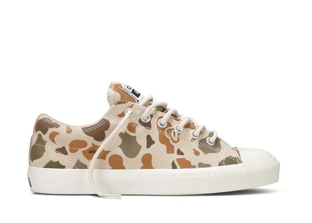8215e192e981 Converse Launches the Camo Suede CTS