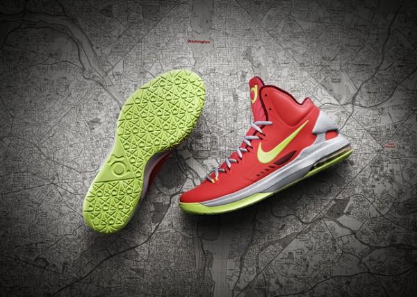 Release Reminder: Nike KD V (5) 'DMV'