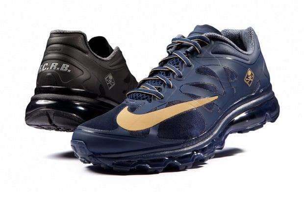 F.C.R.B. x Nike Air Max+ 2012