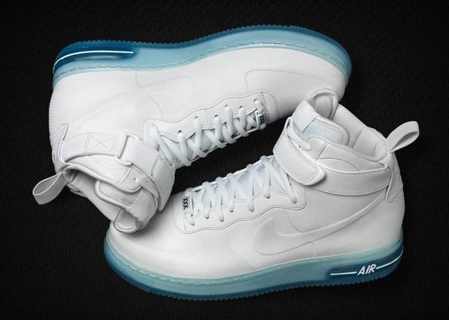 Nike Air Force 1: Family of Force - Nike Air Force 1 Foamposite