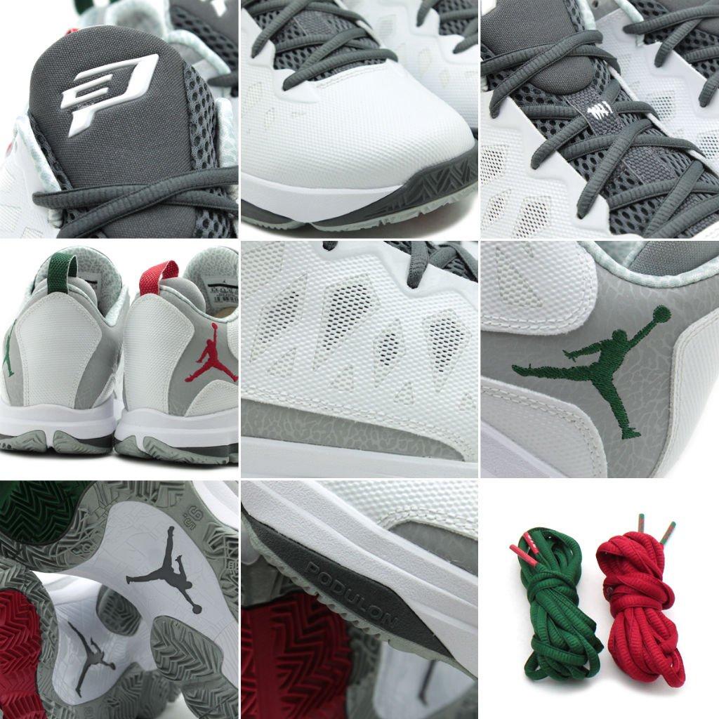 Jordan CP3.VI 'Christmas'