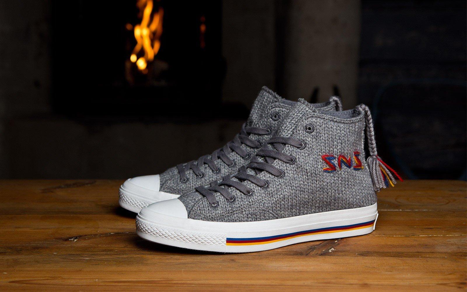 Release Reminder: Sneakersnstuff x Converse Lovikka All Star