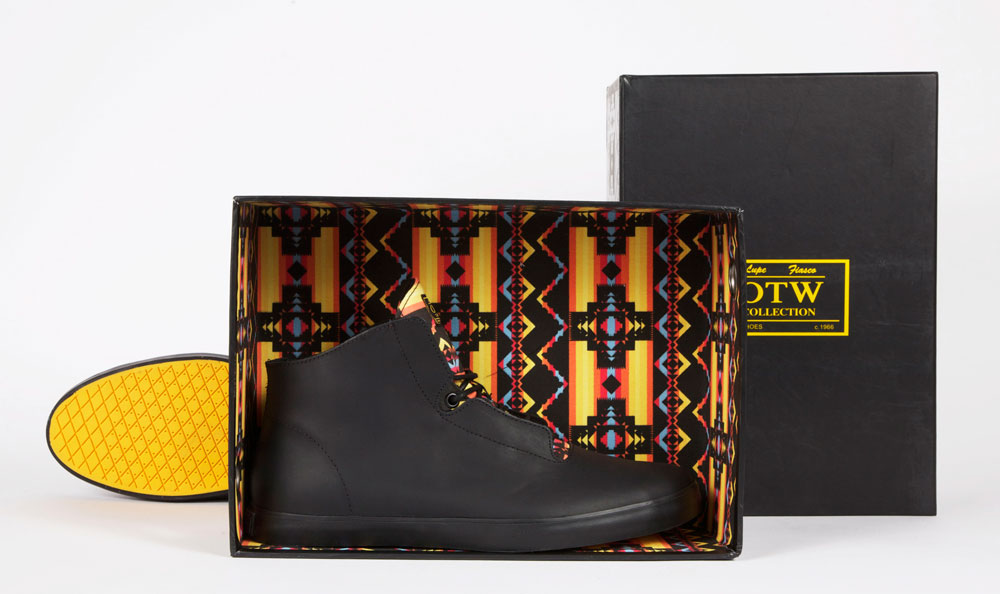 Lupe Fiasco x Vans OTW Stovepipe 'Native Tongues'