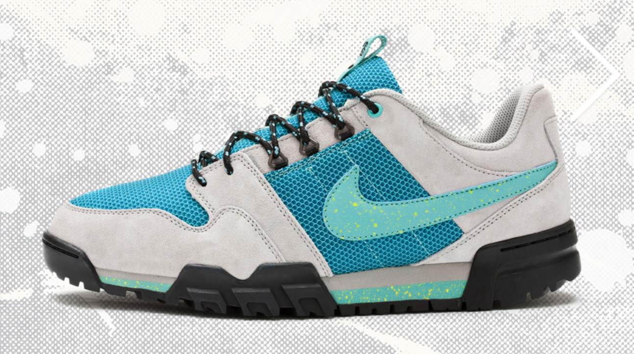 Release Reminder: Stussy x Nike Mogan II OMS 'S&S'