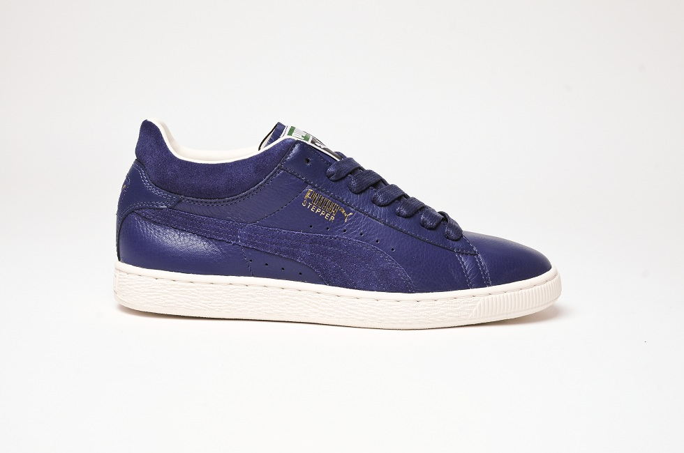 Release Reminder: PUMA Stepper size? Exclusive 'Navy'