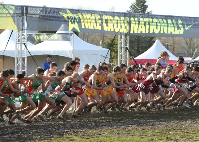 online store 325af 61bbc New York And California High School XC Clubs Win Nike Cross ...