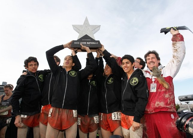New York And California High School XC Clubs Win Nike Cross Nationals Titles