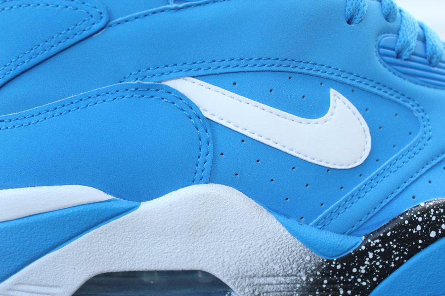 Nike Air Force 180 High 'Photo Blue' - New Images