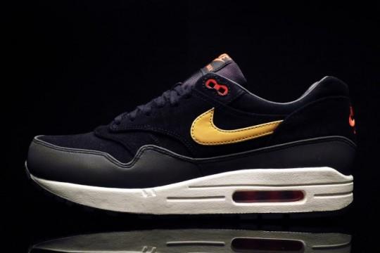 Nike Air Max 1 'Black/Gold'