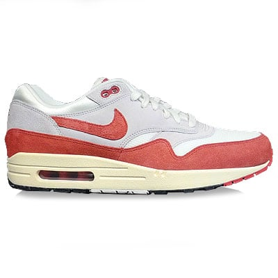 Nike Air Max 1 OG 'Sail/University Red-Neutral Grey-Black' - Release Date + Info