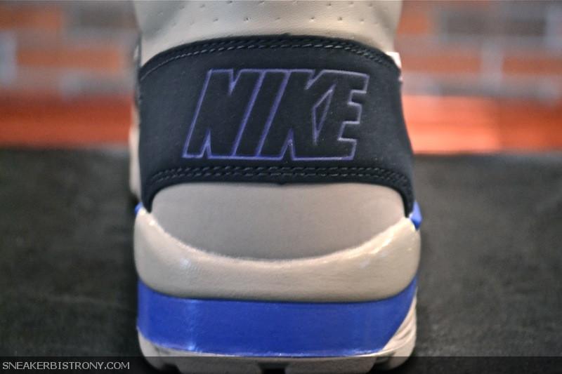 Nike Air Trainer SC High 'Medium Grey/White-Obsidian-Game Royal'