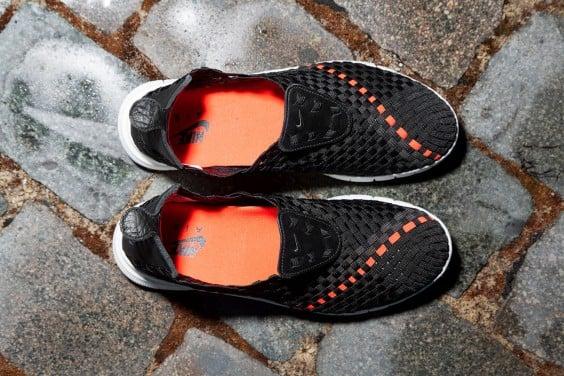 Nike Free Woven 'Black/Sail' - 2013
