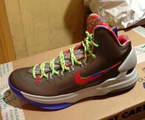 Nike KD V (5)  Energy  - Release Date + Info  874bee21e