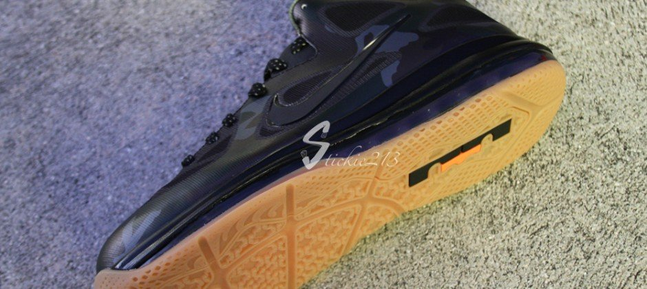 Nike LeBron 9 Low 'Camo' - Detailed Images