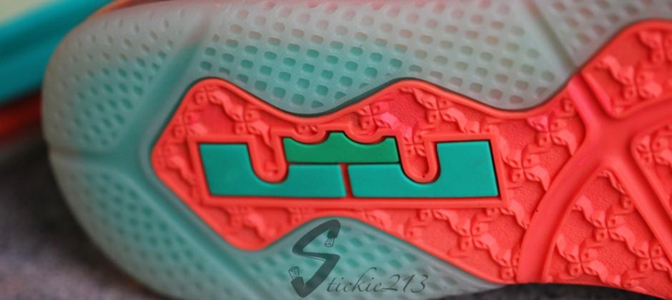 7f17d88ce46d8 Nike LeBron 9 Low  LeBronold Palmer  - Detailed Images