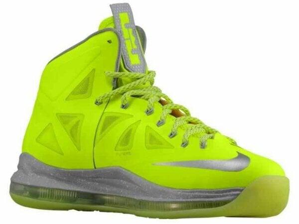 Nike LeBron X (10) 'Volt'