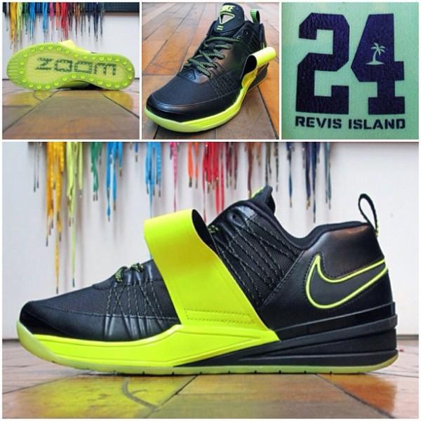 Nike Zoom Revis 'Black/Volt' - Release Date + Info
