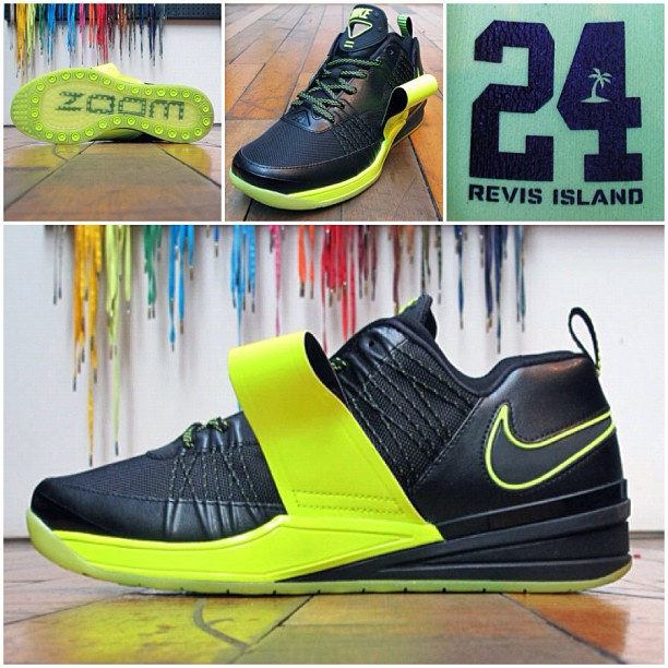 Nike Zoom Revis 'Black/Volt'