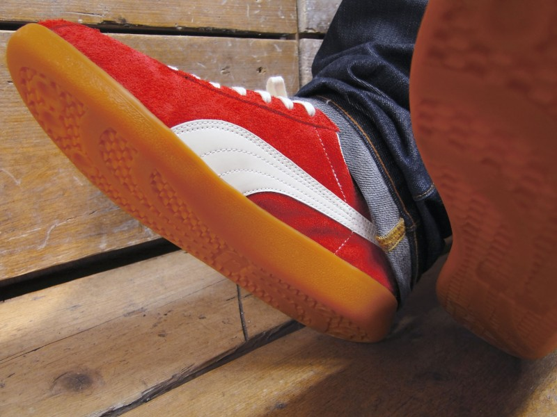 PUMA Shadow Society 'Red Star' and 'Blue Star' at Foot Patrol