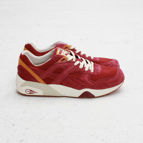 PUMA Shadow Society R698 'Red Plum'