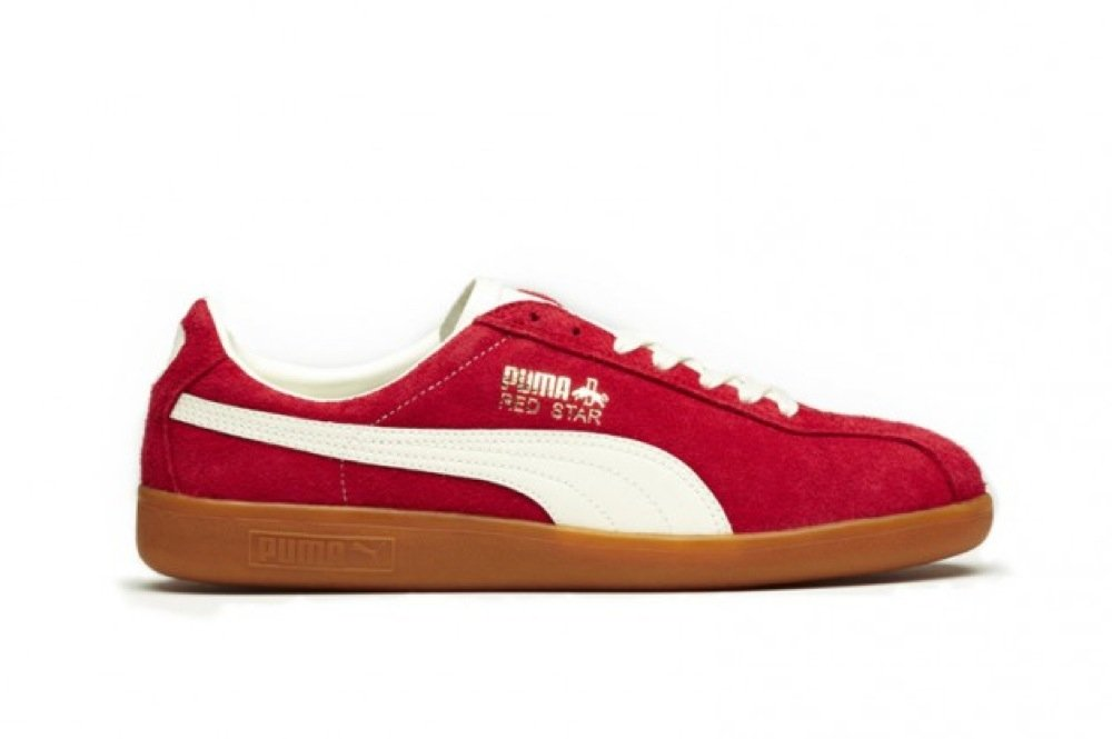 Release Reminder: PUMA Shadow Society 'Red Star'