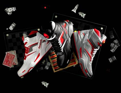 Reebok Twilight Zone Pump - Holiday 2012