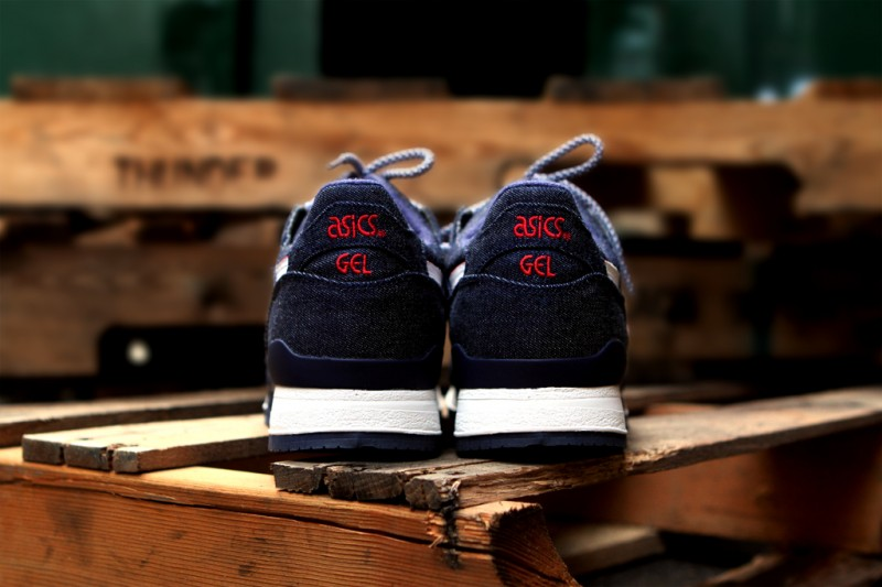 Ronnie Fieg x ASICS Gel Lyte III 'Selvedge' - Officially Unveiled