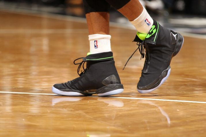 Russell Westbrook Debuts the Air Jordan XX8 (28) in Brooklyn