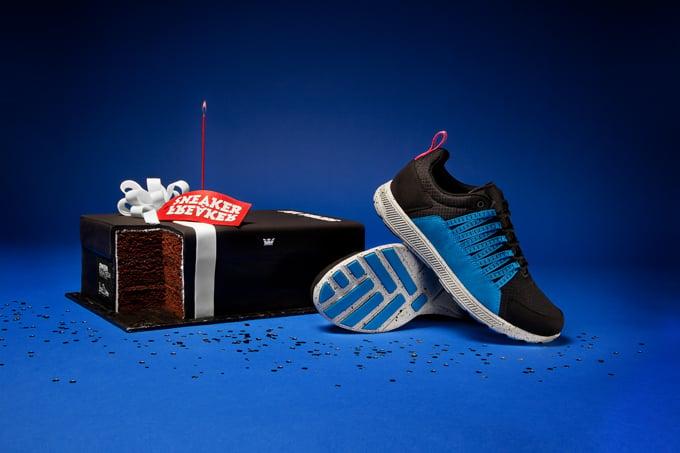 Sneaker Freaker x Supra Owen 'Blue Balls'
