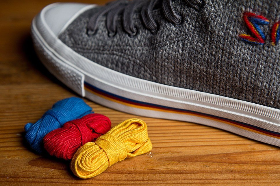 Sneakersnstuff x Converse Lovikka All Star