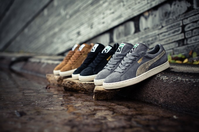 Solebox x PUMA States - Holiday 2012
