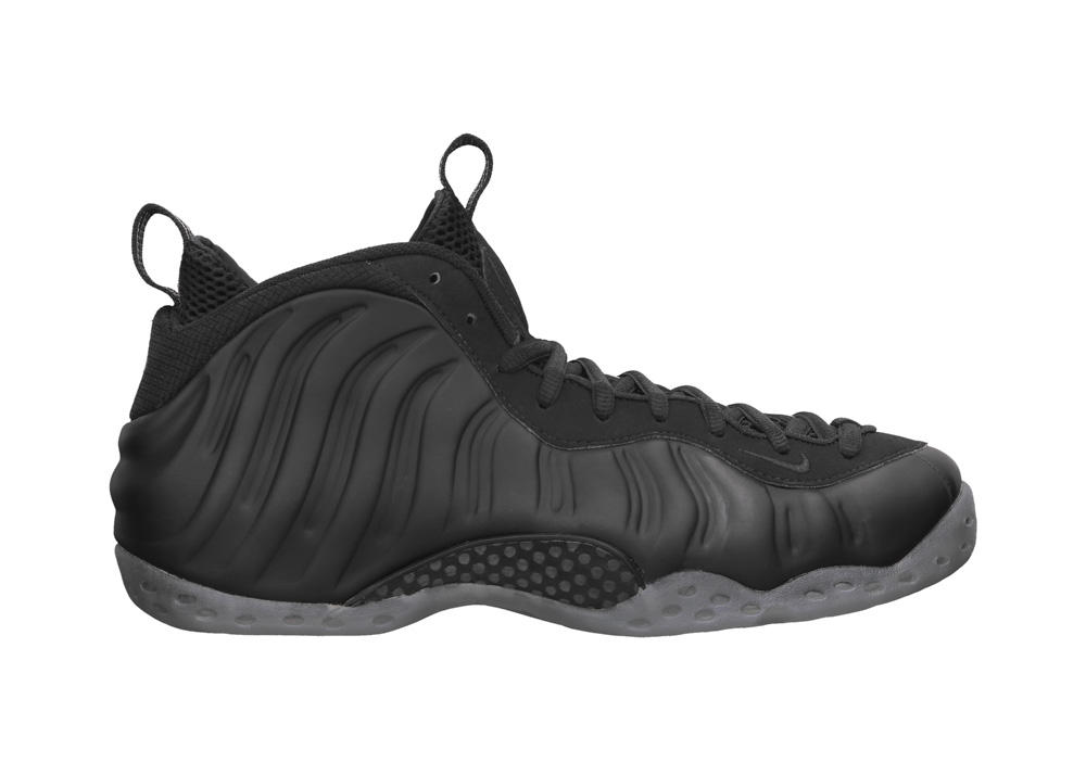 Release Reminder: Nike Air Foamposite One 'Stealth'