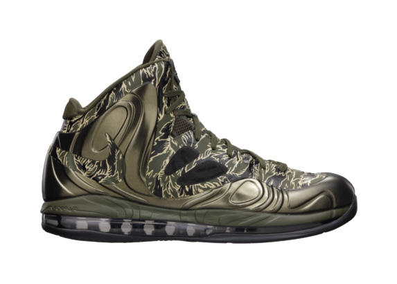Release Reminder: Nike Air Max Hyperposite 'Tiger Camo'