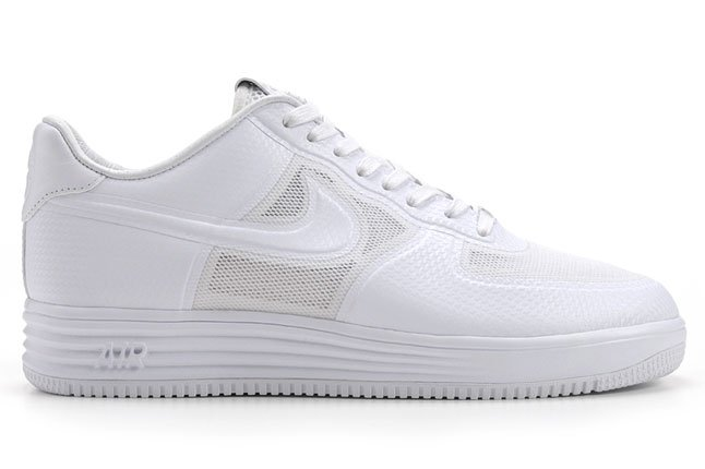 6c8fcd562303 Nike Lunar Force 1 Fuse NRG  White  - Release Date + Info