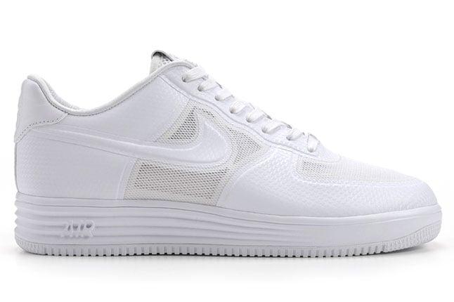 Nike Lunar Force 1 Fuse NRG \u0026#39;White\u0026#39; - Release Date + Info