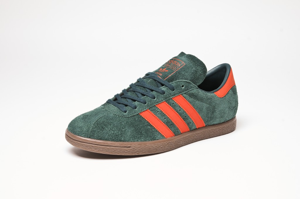 adidas Originals Tobacco 'Ivy Green/Chili Red' size? Exclusive