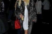 Celebrity Sneaker Watch: Rita Ora Breaks Out Air Jordan 9 'Motorboat Jones'