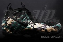 Nike Air Foamposite Pro 'Army Camo'
